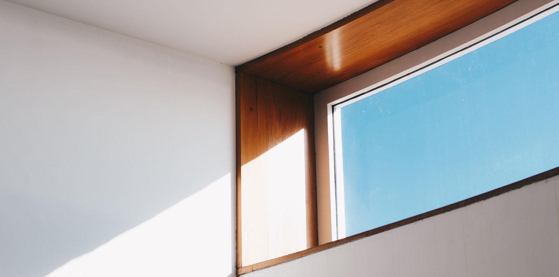 Bouwen clear glass window def